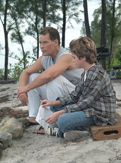 Harry and Young Dexter