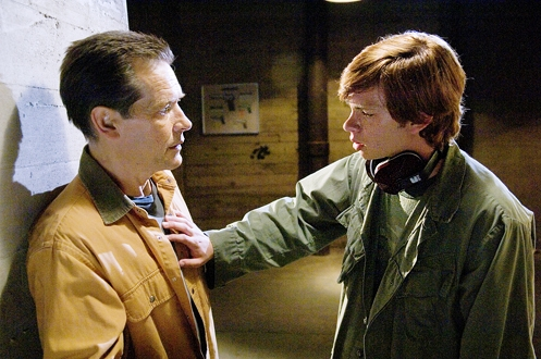 Harry and Teen Dexter