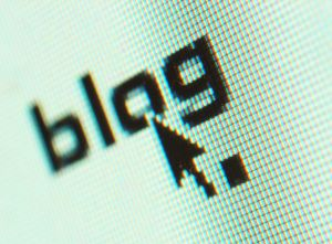 Blog cursor