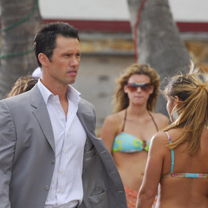 Burn Notice: Palm Trees, Bikinis...must be Miami