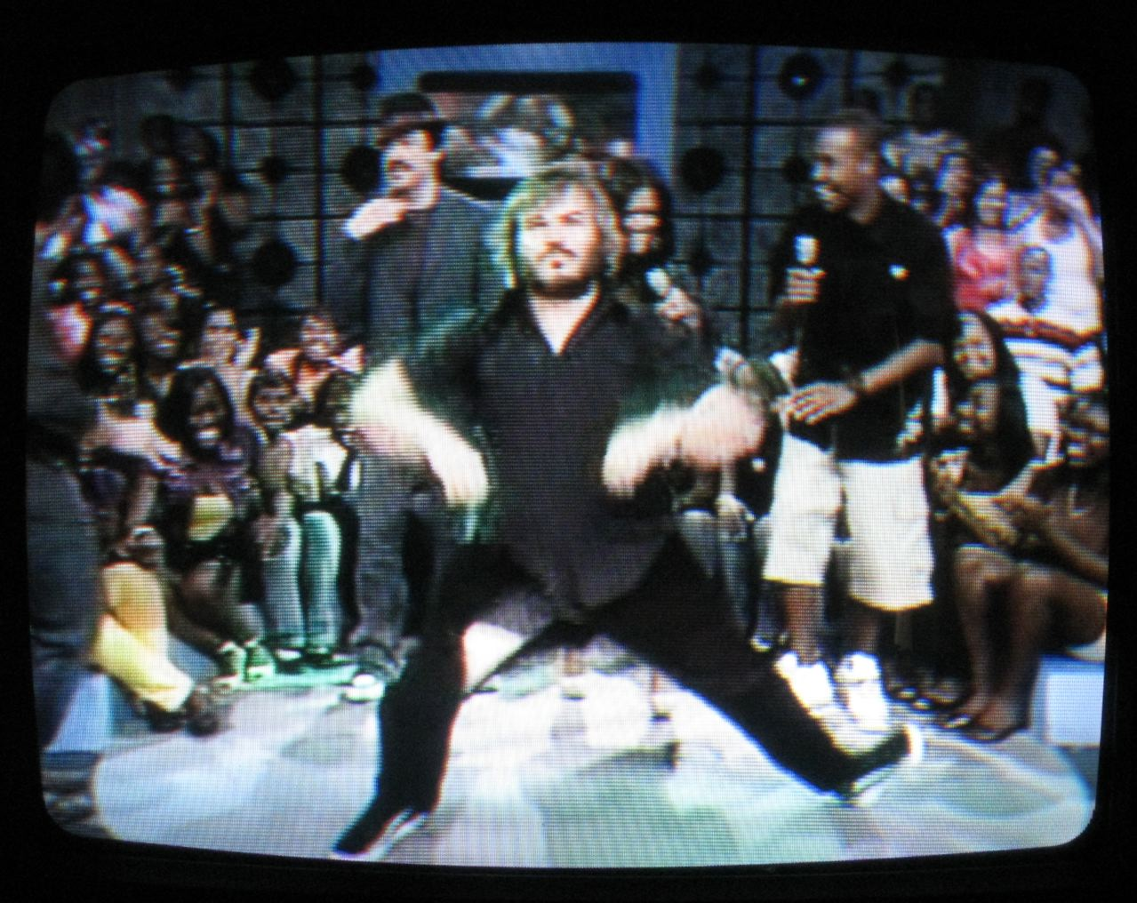 Jack Black dancing on 106th and Park