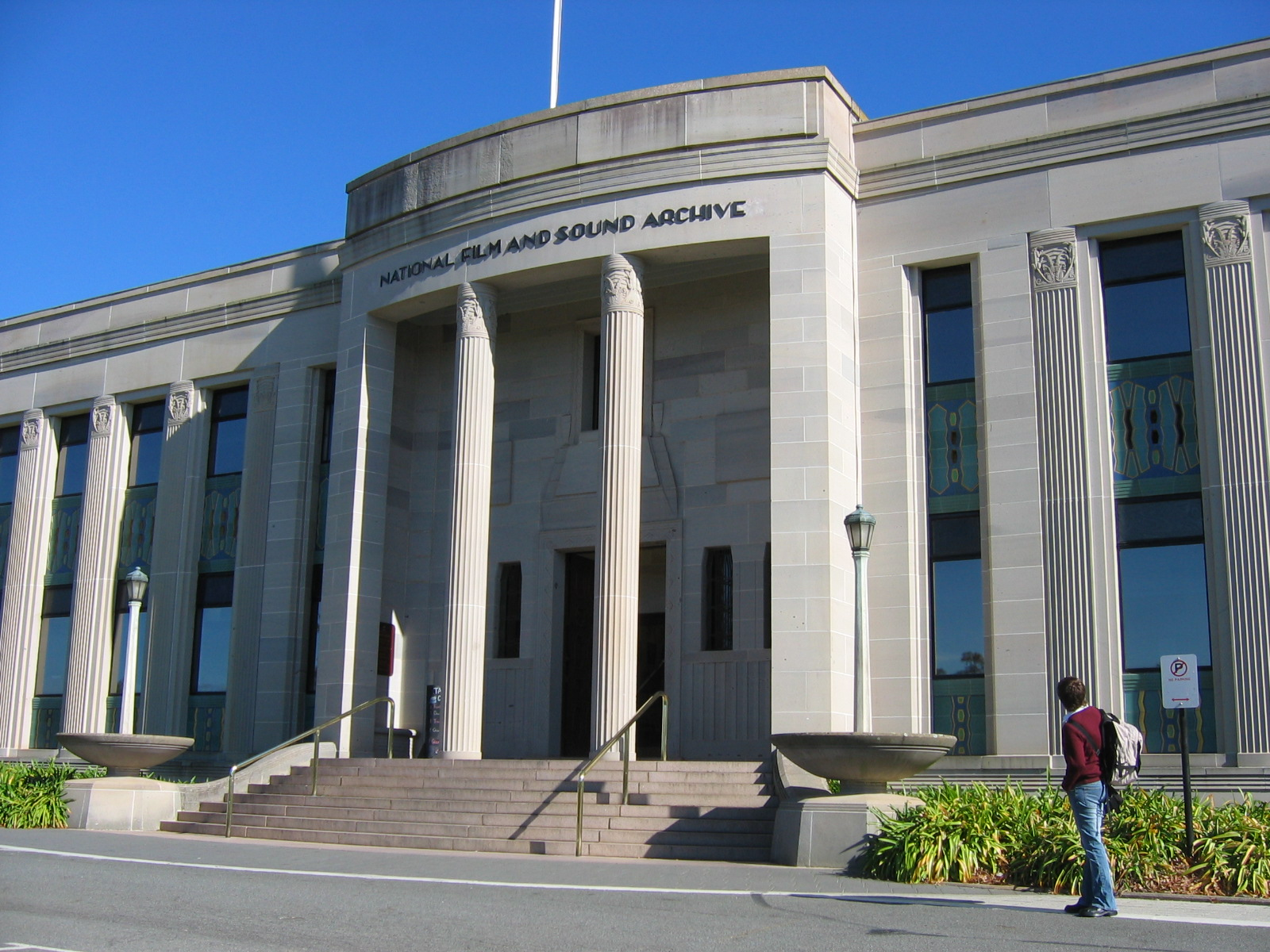 Australia\'s national film and sound archive