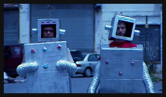 robot boogie