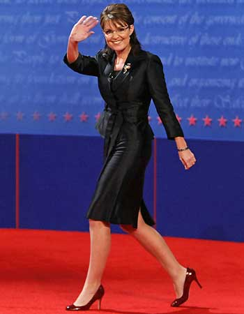 Palin at the Vice President Debates