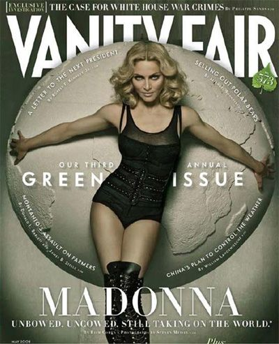 Vanity Fair, The Green Issue