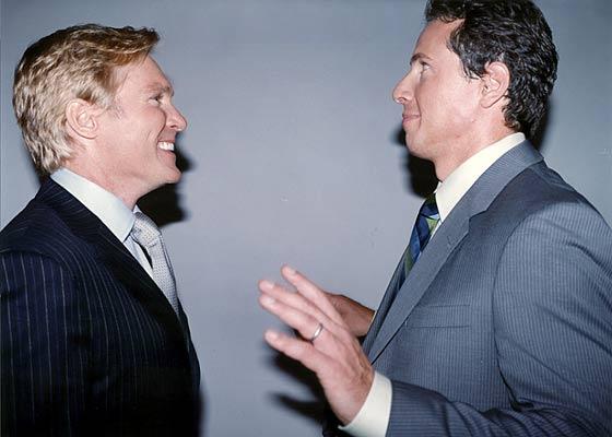 Sam and Chris