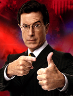 Colbert wants YOU