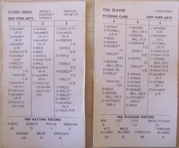 Strat-O-Matic Cards