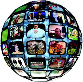 YouTube Globe