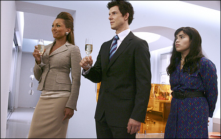 The set of Ugly Betty