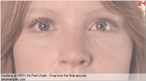 Screencap of Claire