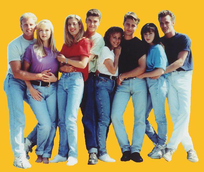 Original 90210 Cast