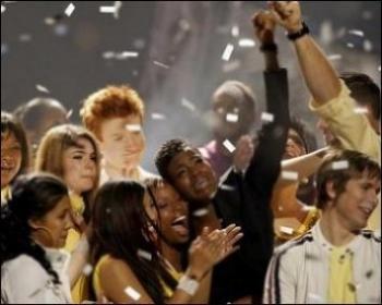American Idol Victory