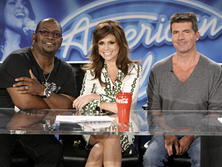 Judges on American Idol