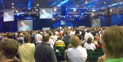 Anthony Robbins Seminar