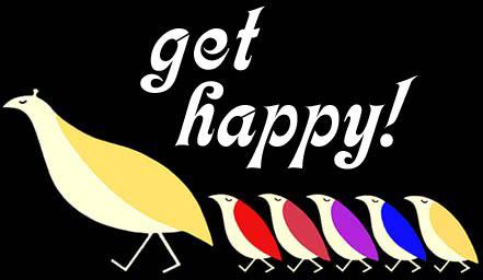 Get Happy Banner