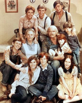 Cast of the Waltons
