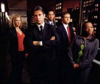 Cast of Without a Trace
