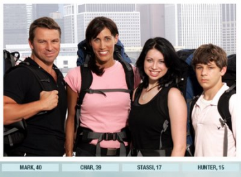 The Schroeder Family from Amazing Race