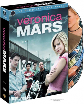 Veronica Mars DVD