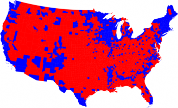 election map by county