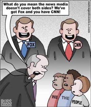 Fox vs. CNN, 2004 Presidential Election