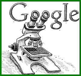 Google surveillance microscope