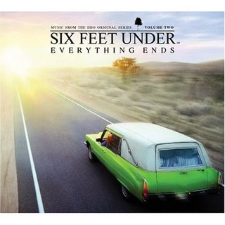 A Soundtrack Cover for Six Feet Under