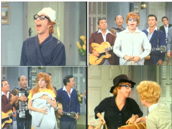 Carol Burnett on The Lucy Show
