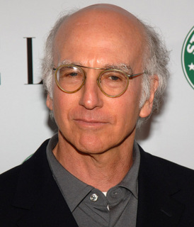 Larry David, the creator of Seinfeld and Curb Your Enthusiasm