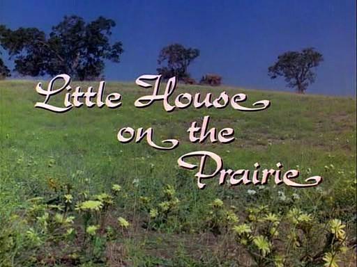 Little House title screen