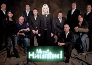 Cast of Most Haunted