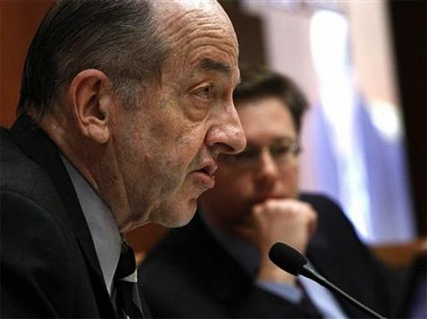 FCC commissioner Michael Copps