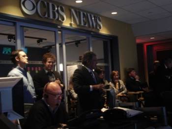 CBS Newsroom