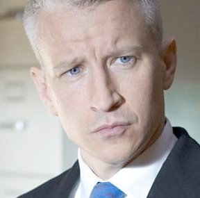 An Upset Anderson Cooper