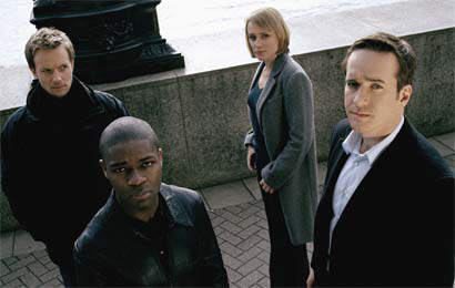 Spooks Series 1 cast