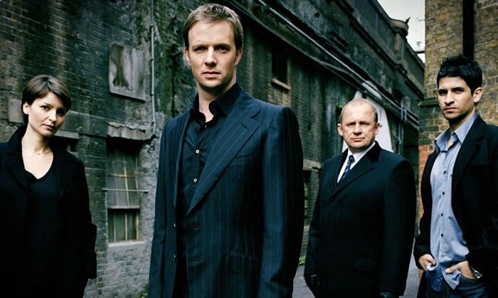 Spooks Series 4 cast
