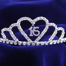 My Super Sweet Sixteen Tiara