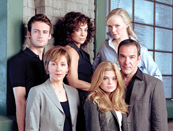 The Cast of Dead Like Me