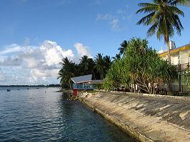 Vaiaku Lake
