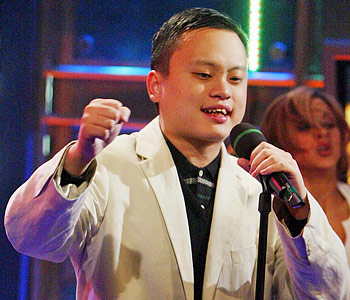 William Hung on American Idol