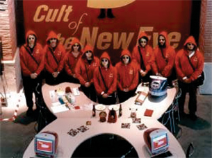 CAEs Cult of the New Eve project