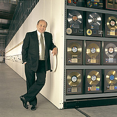 Universal Music Group CEO Doug Morris