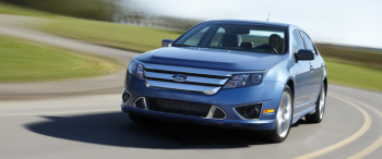 From the Ford Fusion Website