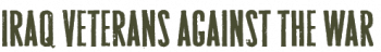 The IVAW Website Logo