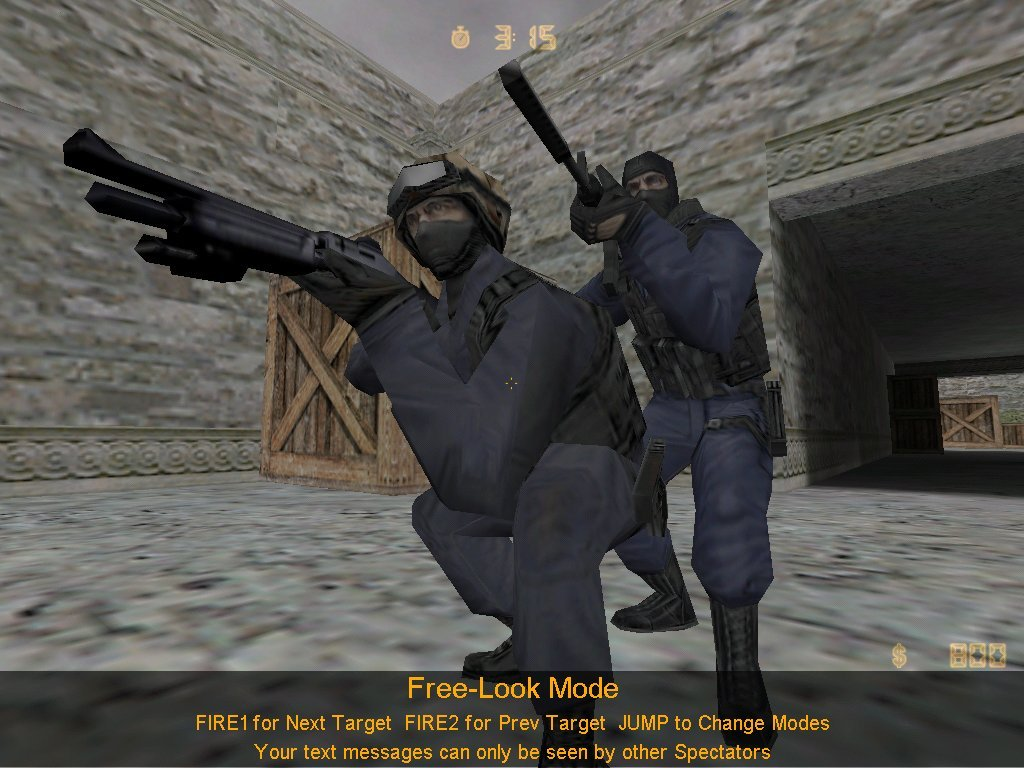 Counter-Strike screen capture