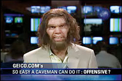The Caveman Sitcom