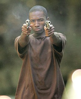 Marlo Stanfield of The Wire