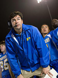 Coach Taylor of Friday Night Lights