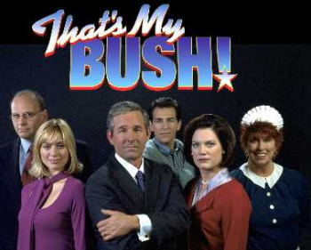 Cast of That's My Bush!